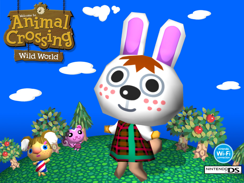 T l charger for Extension maison animal crossing wild world